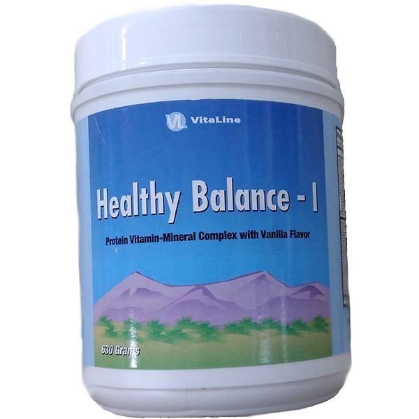 Сухой коктейль со вкусом ванили (Healthy Balance I / Vanilla drink Mix)
